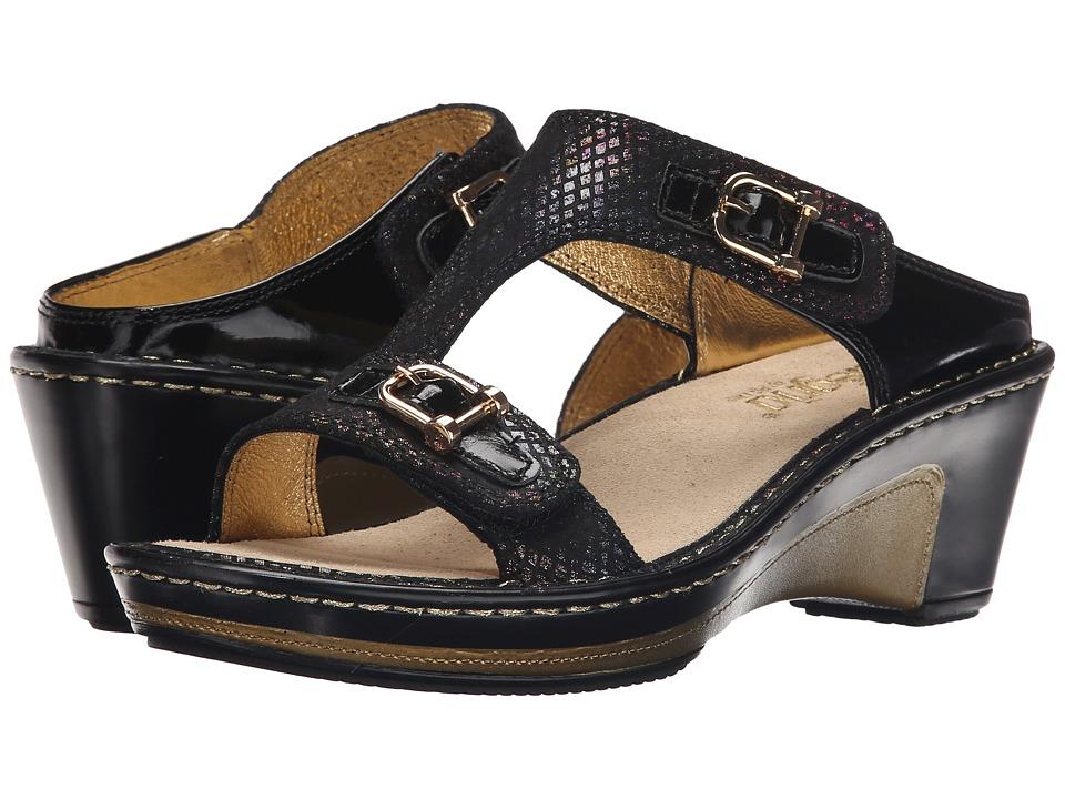 Alegria - Lara (Gemboree) Women's Wedge Shoes
