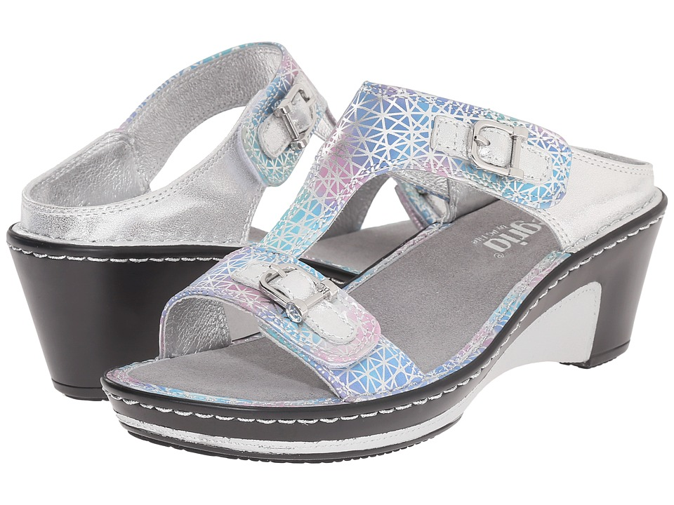 Alegria - Lara (Pretty Baby) Women's Wedge Shoes