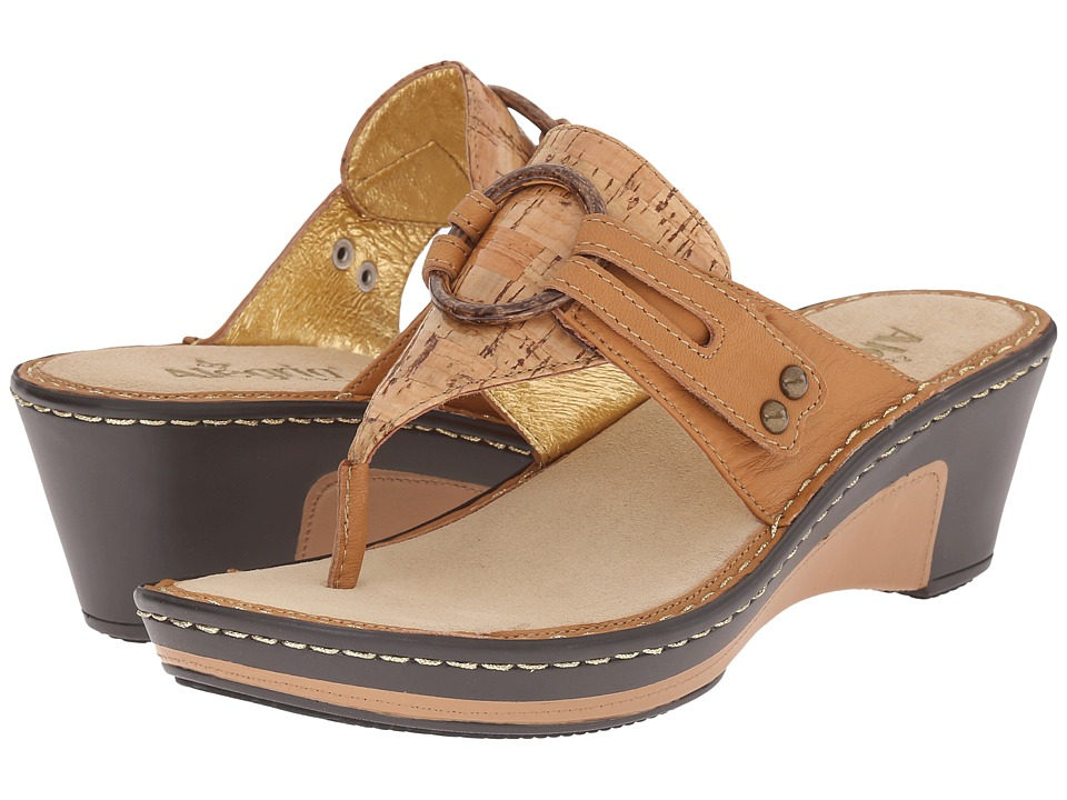 Alegria - Lola (Cork) Women's Wedge Shoes