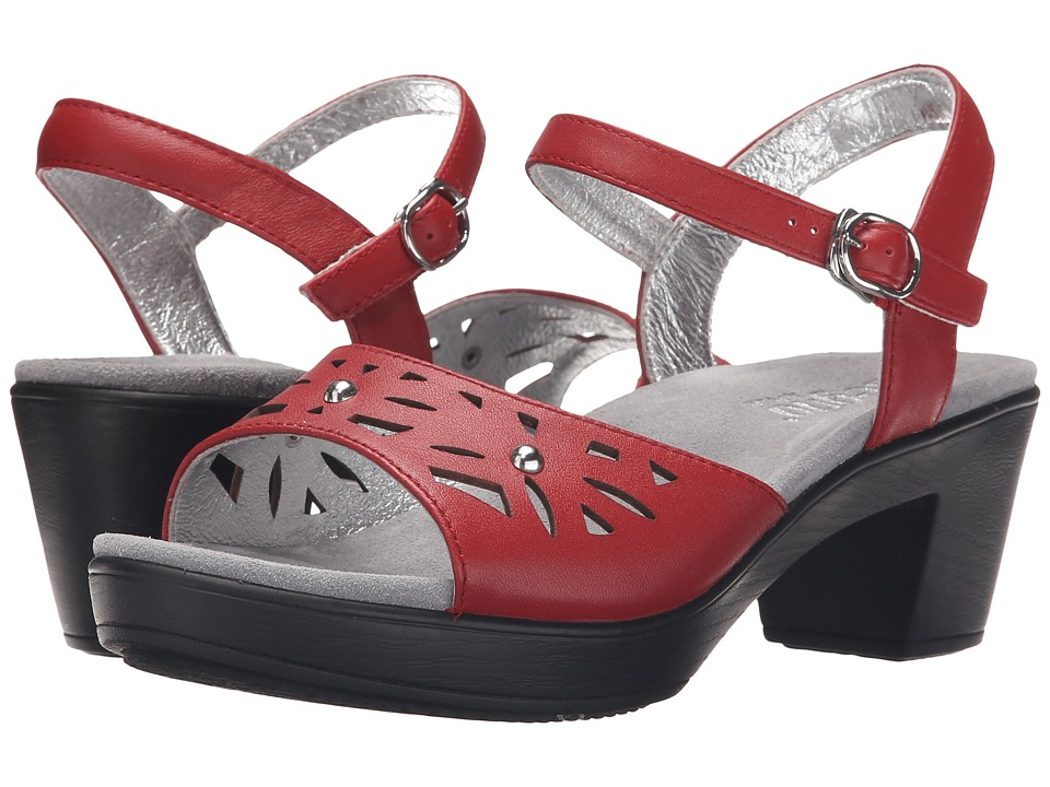 Alegria - Reese (Red Butter) Women's Sandals