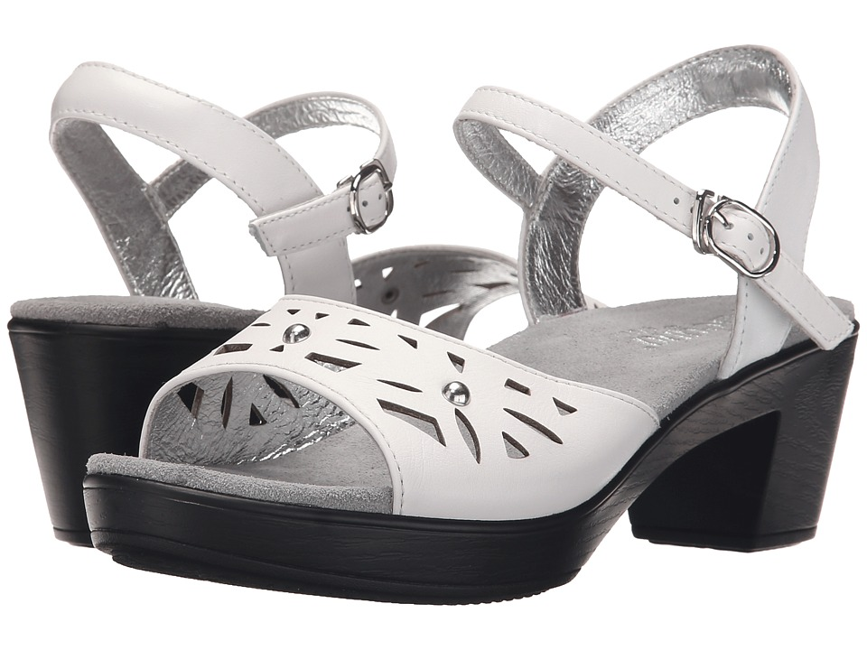 Alegria - Reese (White Butter) Women's Sandals