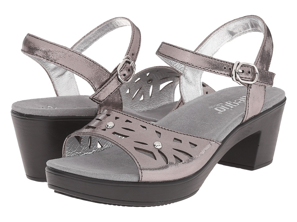 Alegria - Reese (Uptown Pewter) Women's Sandals