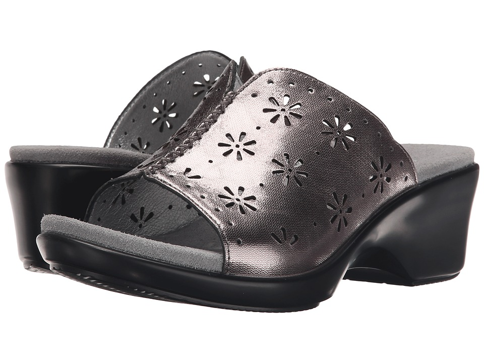 Alegria - Sasha (Uptown Pewter) Women's Sandals