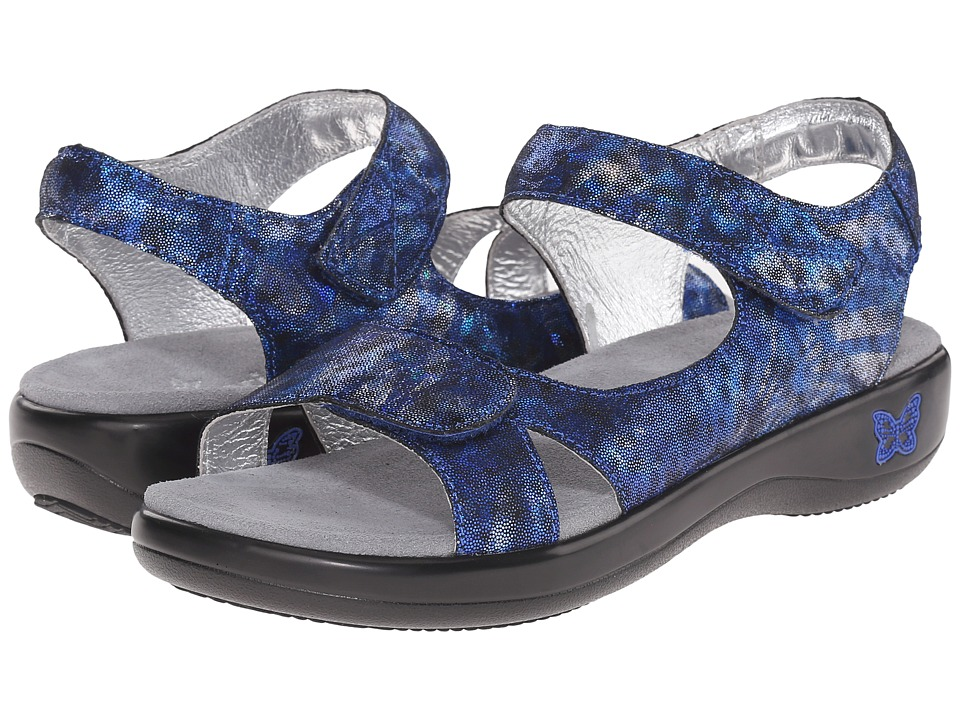 Alegria - Joy (Blue Persuasion) Women's Sandals