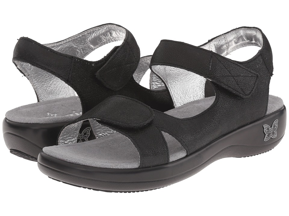 Alegria - Joy (Black Easy) Women's Sandals