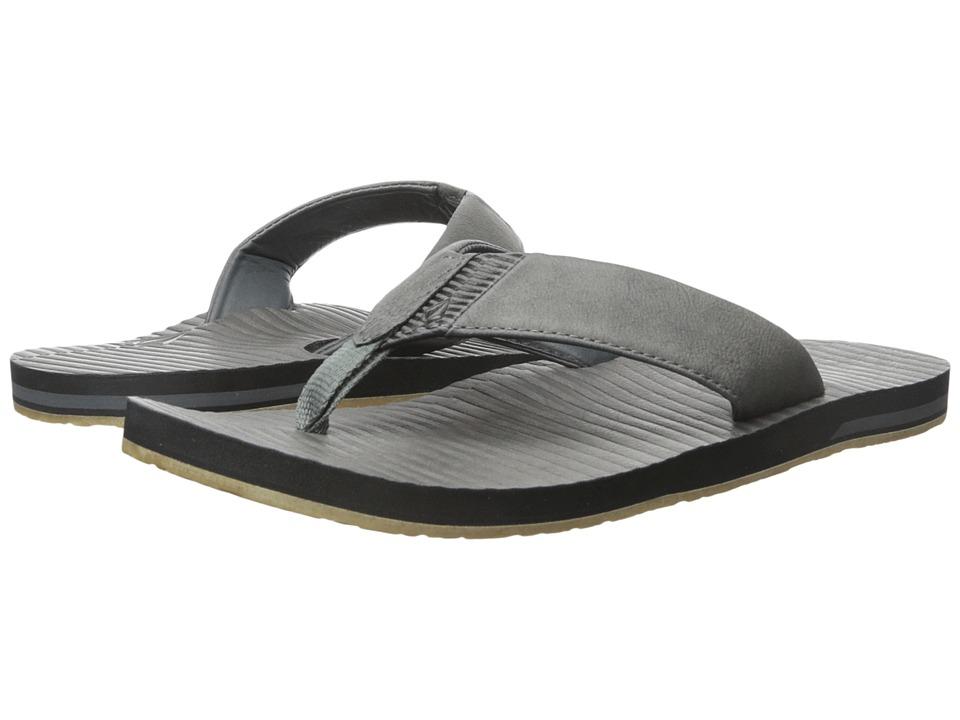Volcom - Fader (Stone Stripe) Men's Sandals