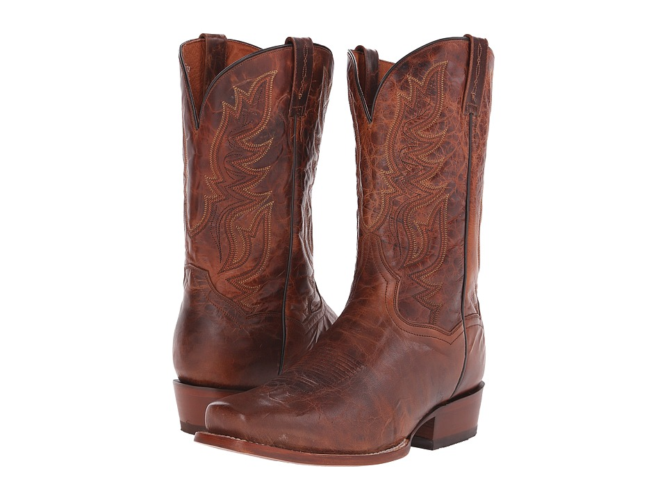Dan Post - Emerson (Brown) Cowboy Boots