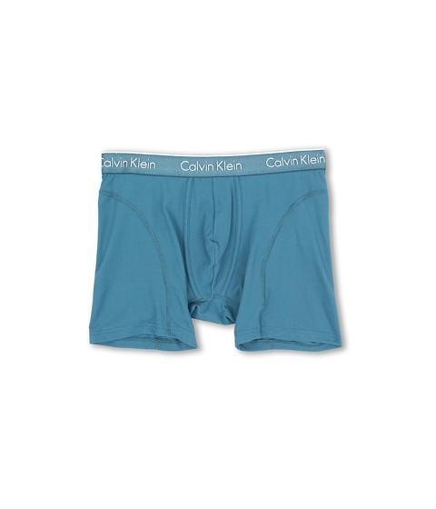 Calvin Klein Underwear - Air Micro Boxer Brief (Columbia Green) Men's Underwear