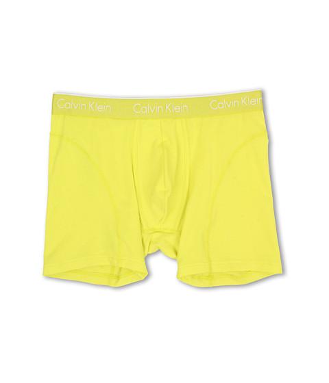 Calvin Klein Underwear - Air Micro Boxer Brief (Winter Chartreus) Men's Underwear