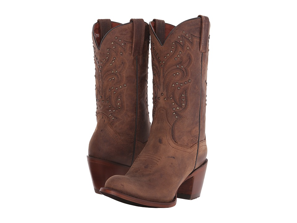Dan Post - Melba (Brown) Cowboy Boots