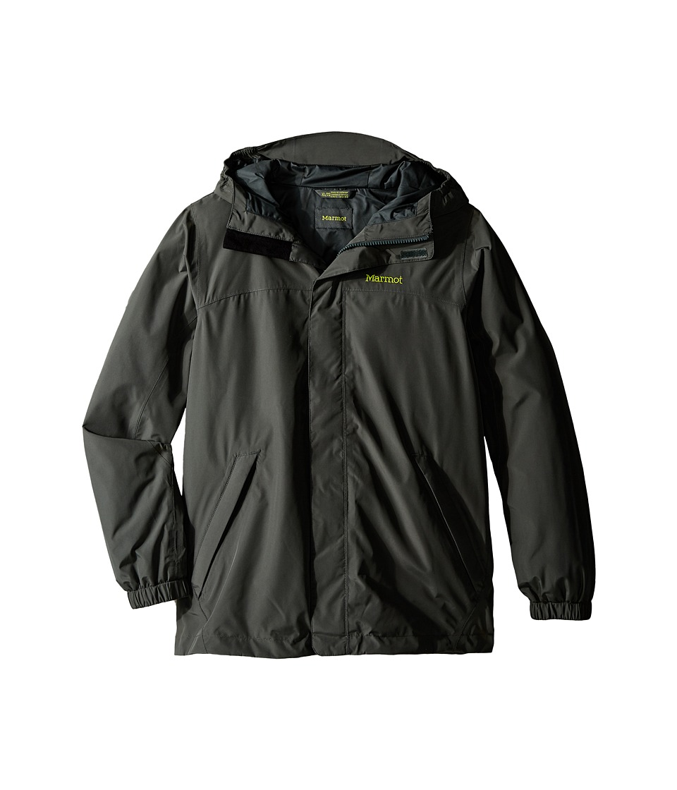 Marmot Kids - Southridge Jacket (Little Kids/Big Kids) (Dark Zinc) Boy's Coat