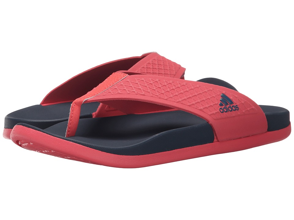adidas - Adilette SC Plus Thong W (Mineral/White/Pink Glow) Women's Shoes