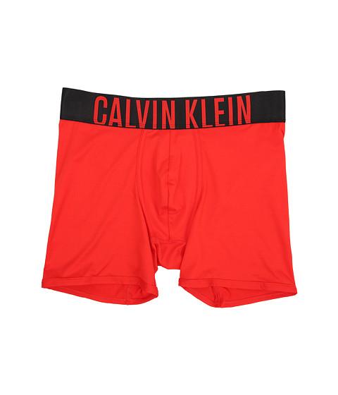 Calvin Klein Underwear - Power Micro Boxer Brief (Ignite Red) Men's Underwear