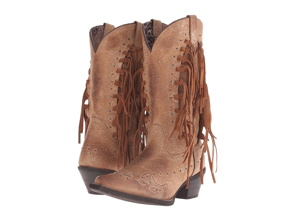 Laredo - Tygress (Brown) Cowboy Boots