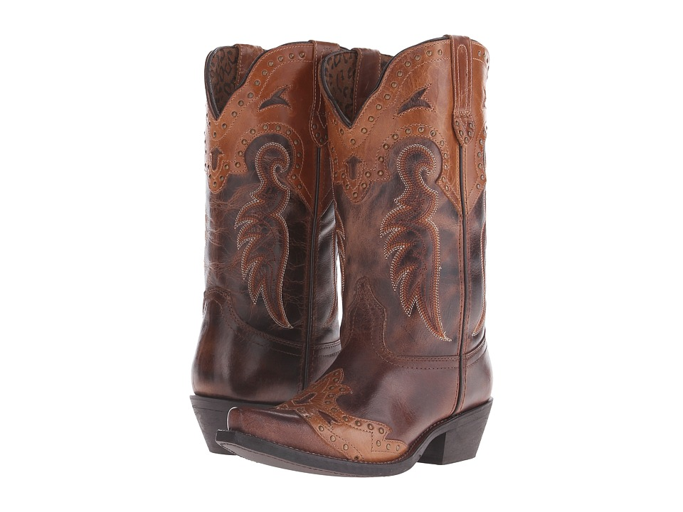 Laredo Ramona (Brown) Cowboy Boots