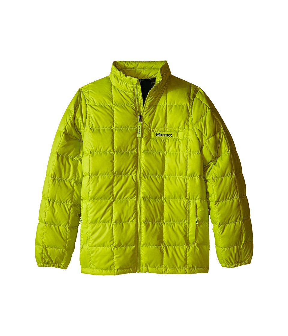 Marmot Kids - Boy's Ajax Jacket (Little Kids/Big Kids) (Bright Lichen) Boy's Jacket