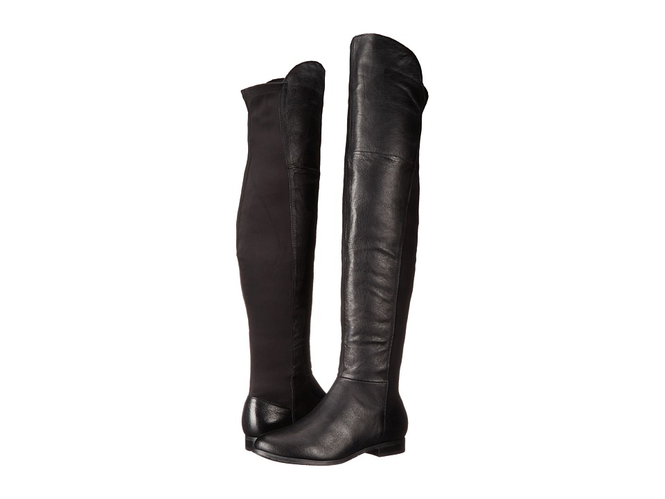 Chinese Laundry Radiance Boot (Black Leather) Women