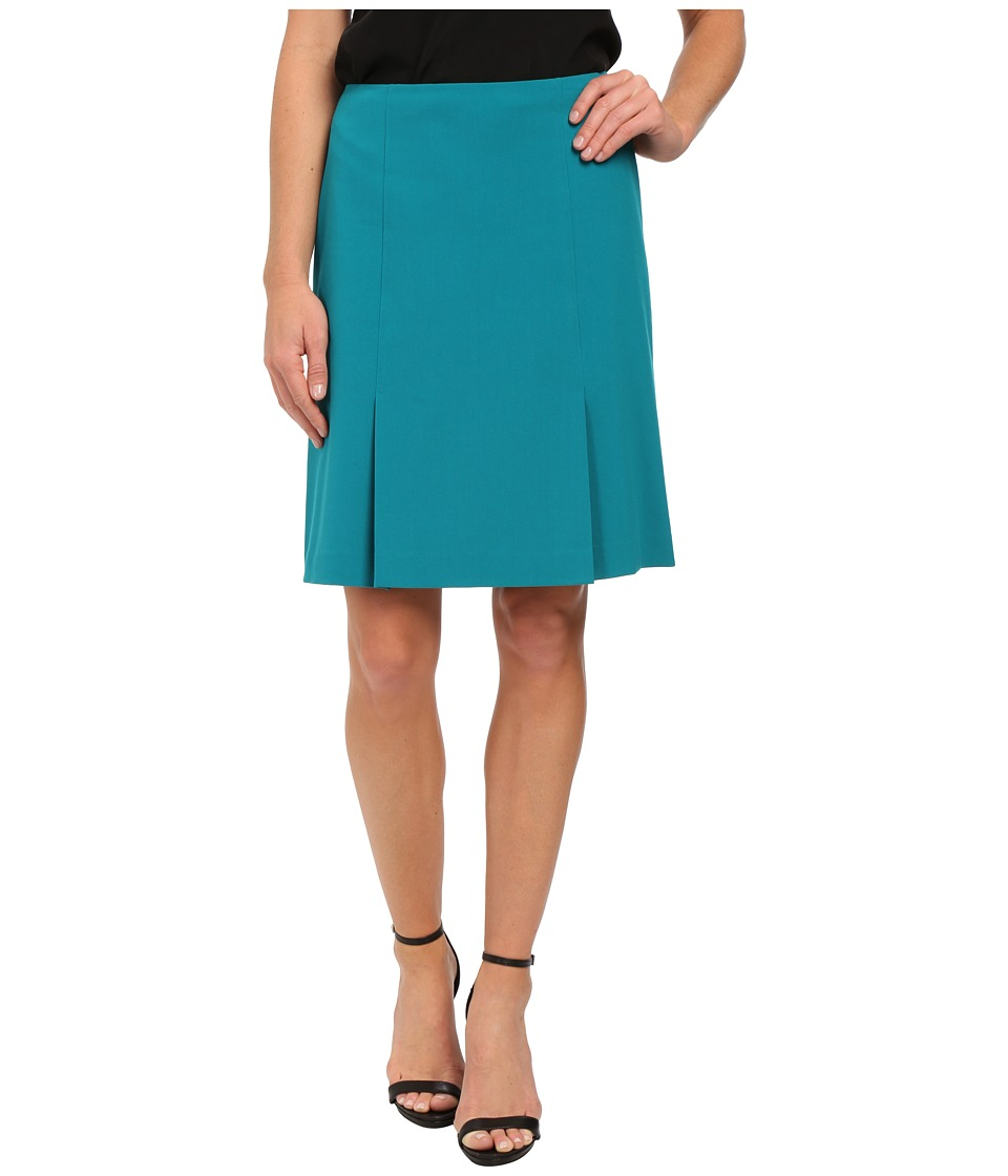 Nine West - Bi Stretch Demi Skirt (Jade) Women's Skirt
