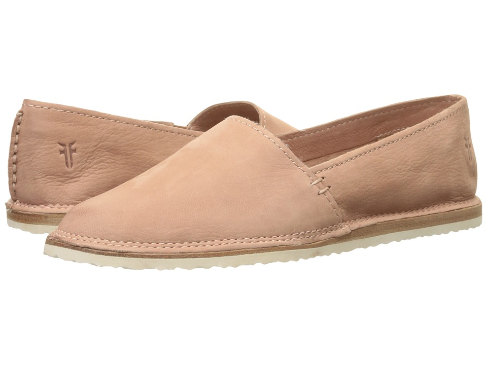 Frye - Milly A Line (Dusty Rose Soft Oiled Nubuck) Women's Slip on Shoes