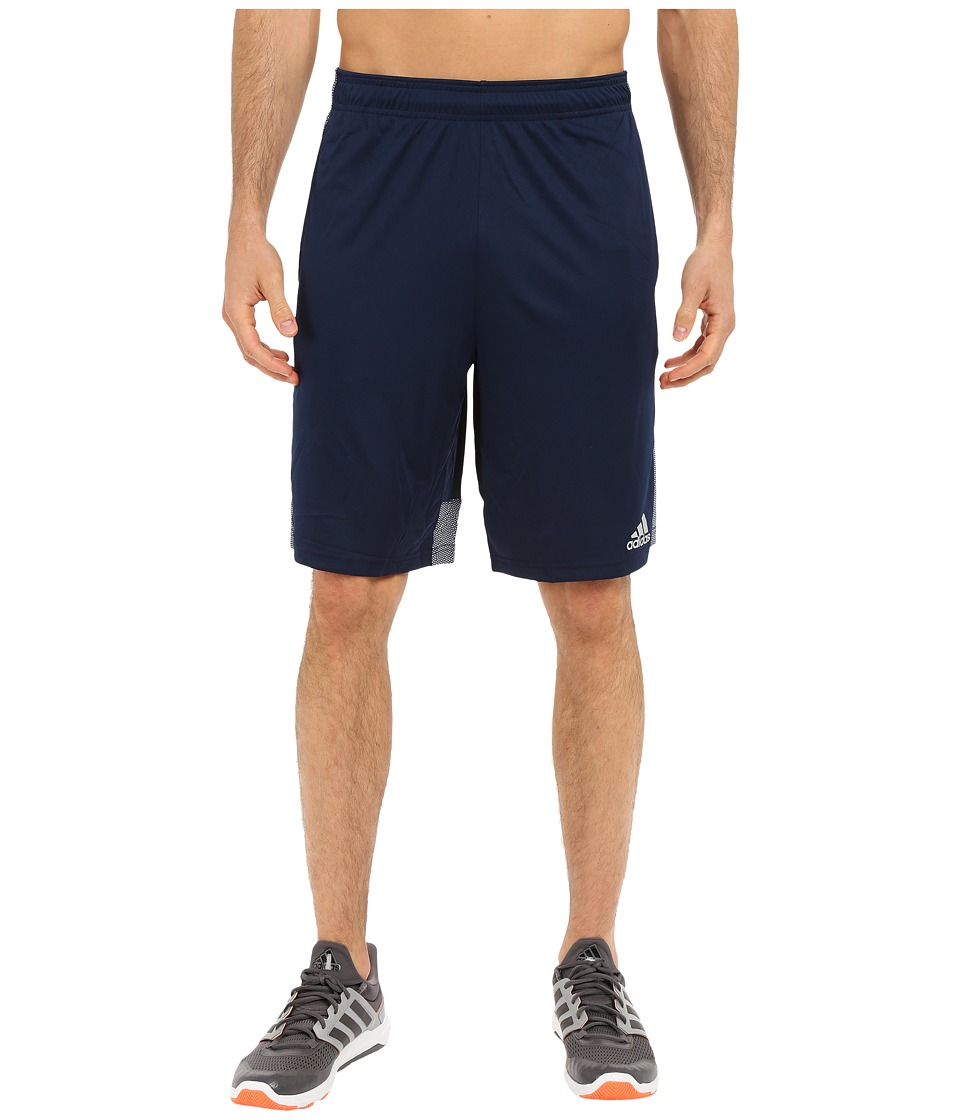 adidas - Climacore Shorts (Collegiate Navy/Light Solid Grey) Men