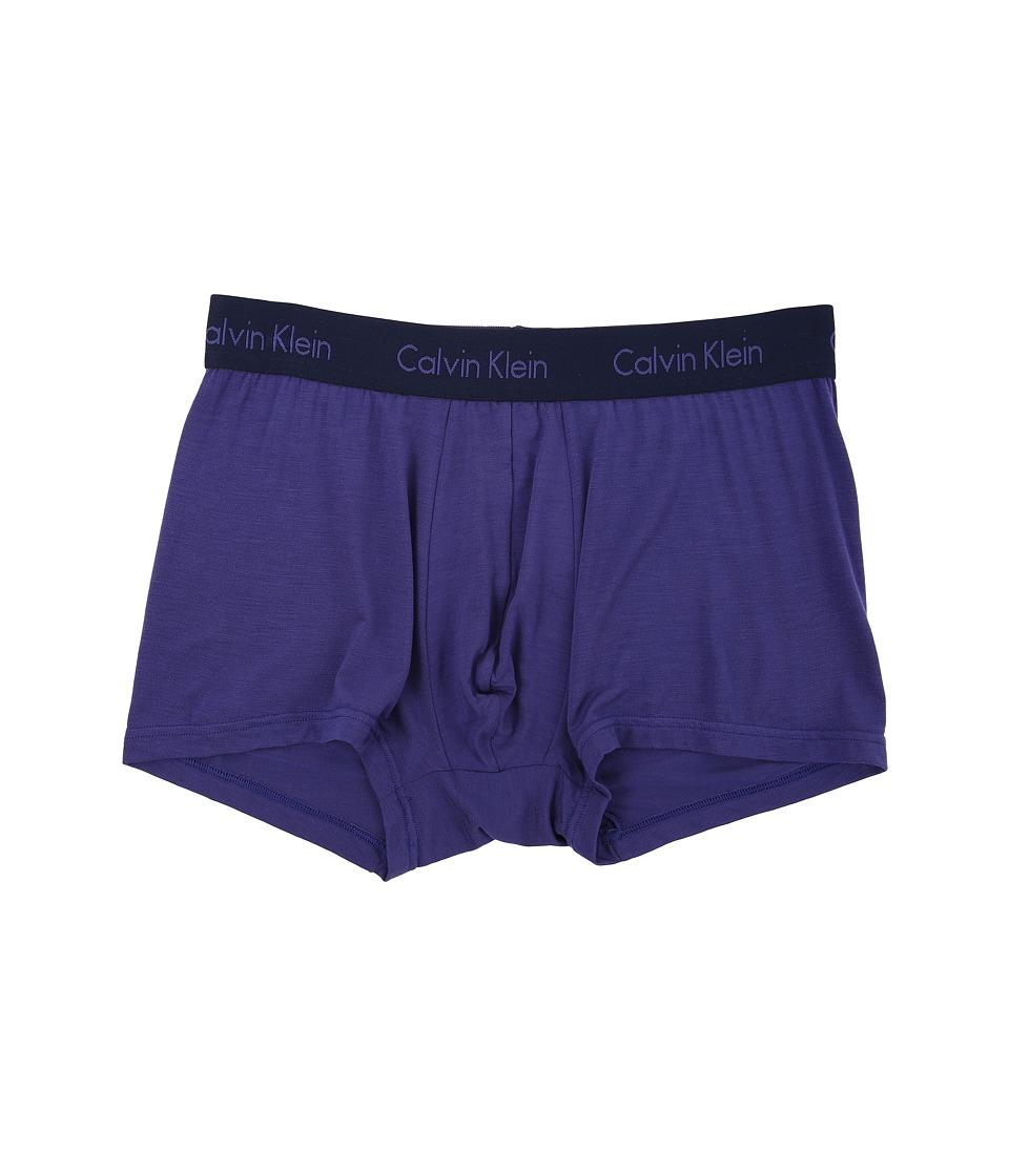 Calvin Klein Underwear - Micro Modal Trunk U5554 (Visionary) Men's Underwear