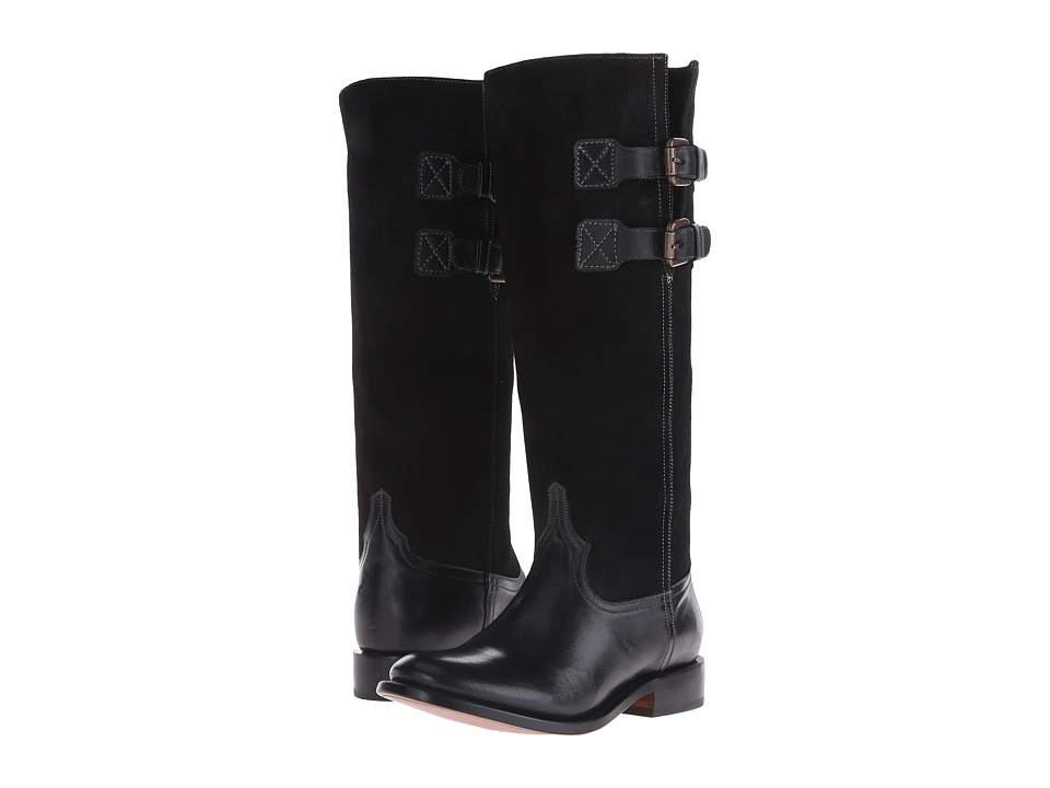 Lucchese - Paige (Black) Cowboy Boots