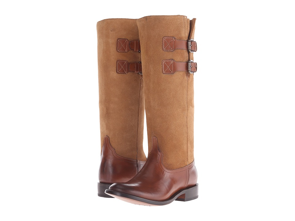 Lucchese Paige (Camel) Cowboy Boots