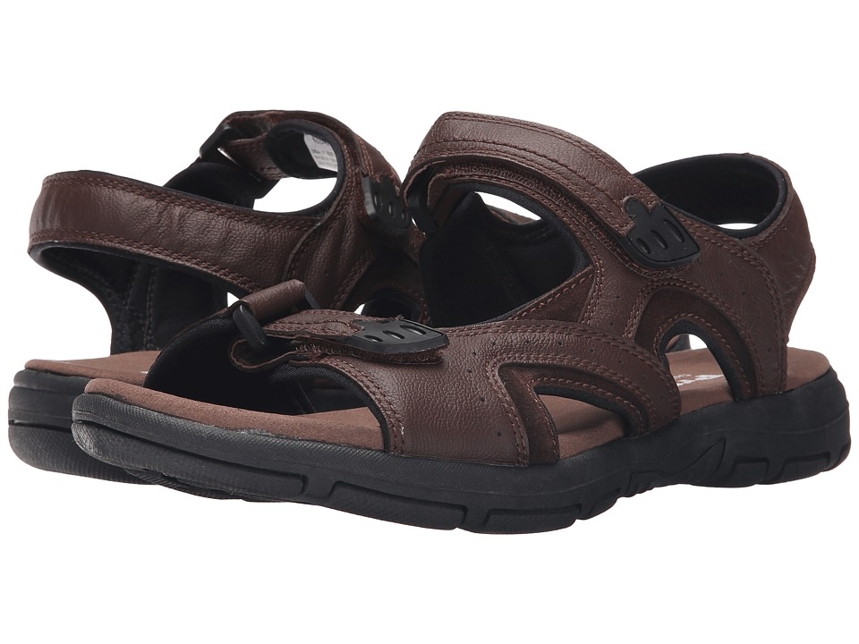 Propet - Arlo (Brown) Men's Sandals