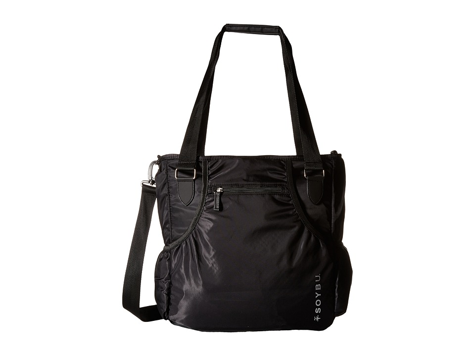 Soybu - Moksha Convertible Bag (Black) Bags