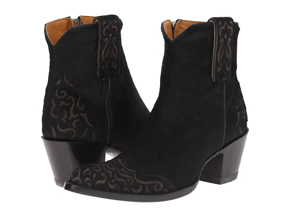 Old Gringo - Only Llorona (Black) Cowboy Boots
