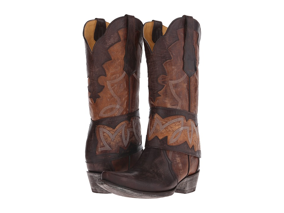 Old Gringo - Babero (Chocolate) Cowboy Boots