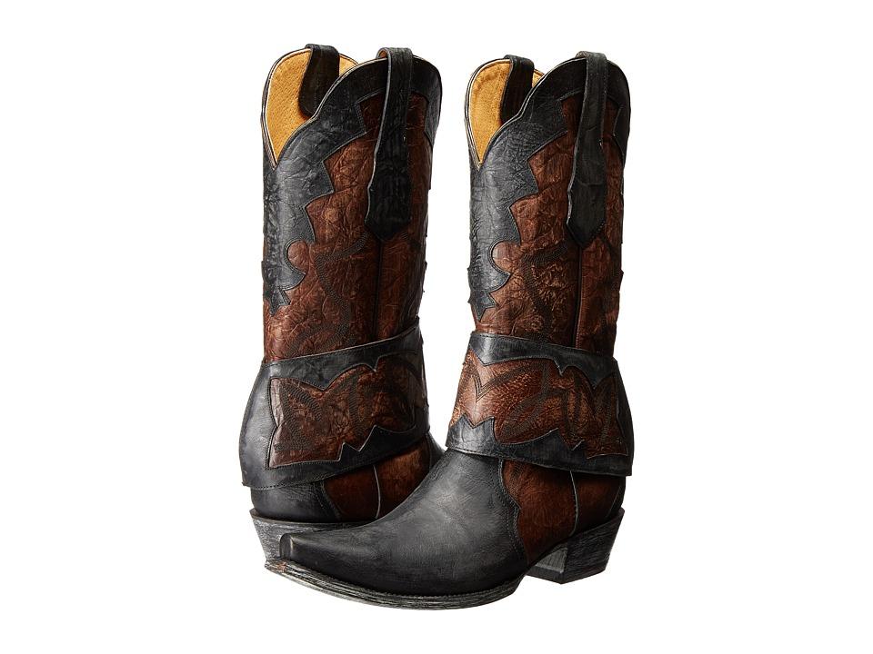 Old Gringo - Babero (Black) Cowboy Boots