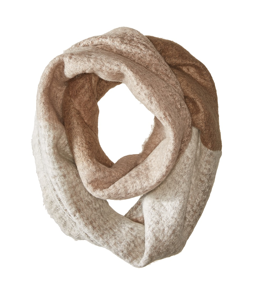 Steve Madden - Brush Hour Infinity (Taupe) Scarves