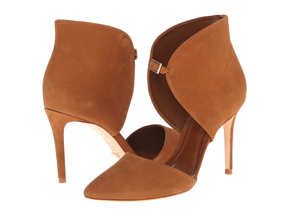 Schutz Antoinette (Wood) High Heels