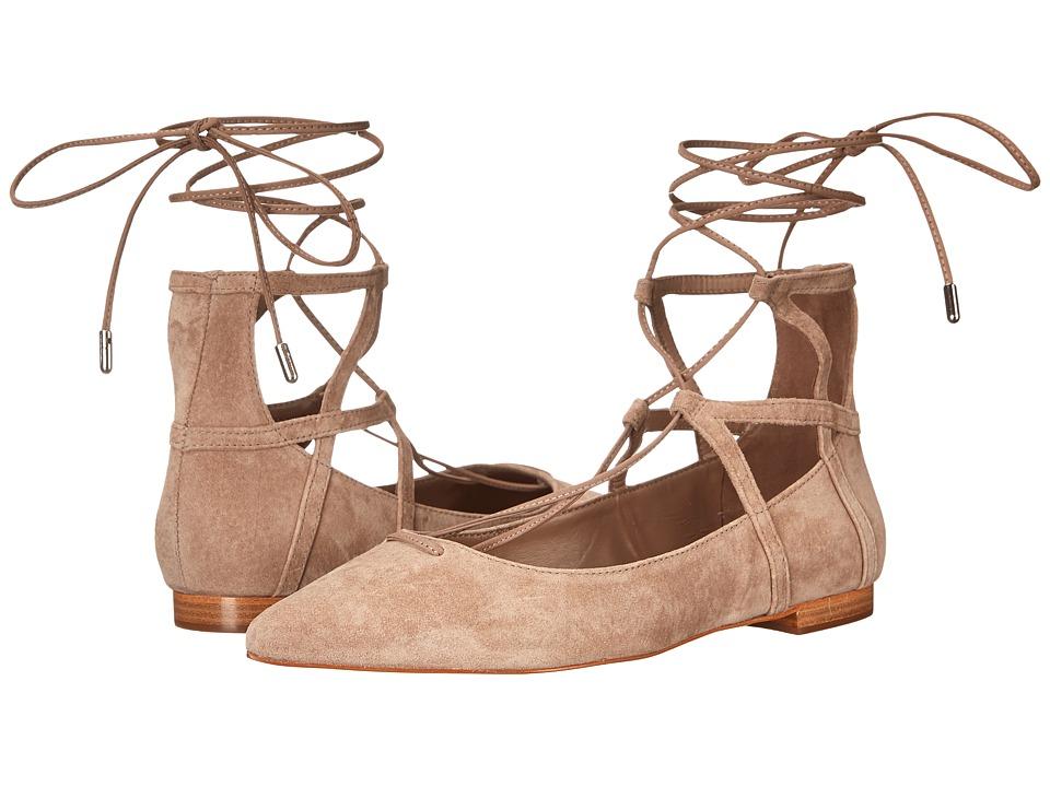 Schutz - Beryl (Neutral) Women's Dress Flat Shoes