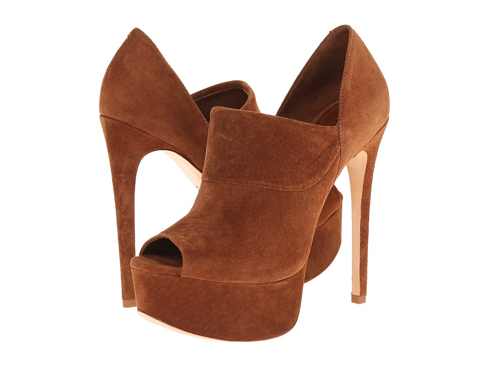 Schutz Damaris (Wood) High Heels
