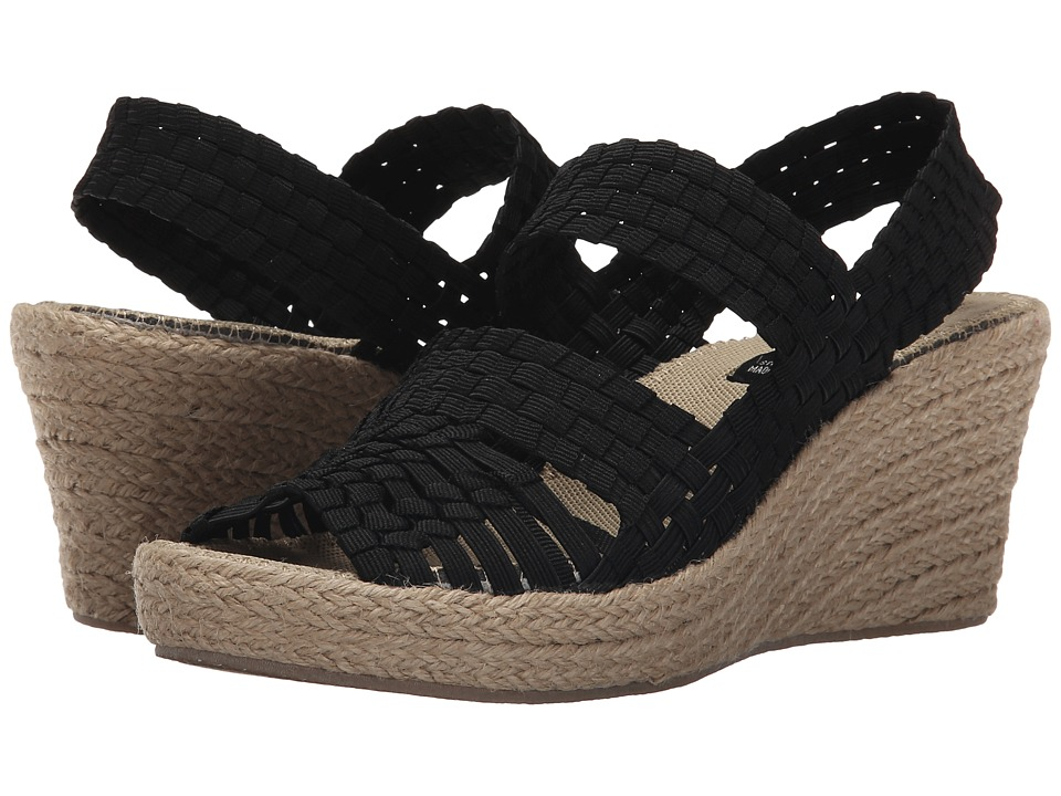 Steven - Jennii (Black) Women's Shoes