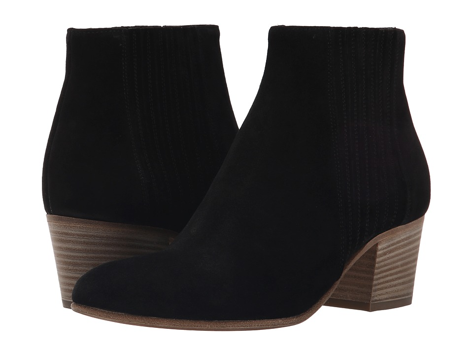 Vince - Haider (Black Sport Suede) Women's Boots