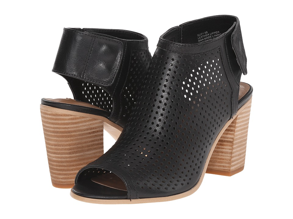 Steven - Suzy (Black) Women's Shoes
