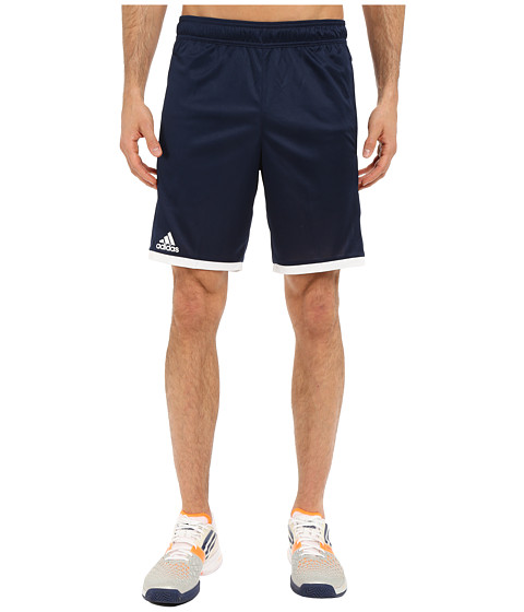 adidas - Court Shorts (Collegiate Navy/White) Men's Shorts
