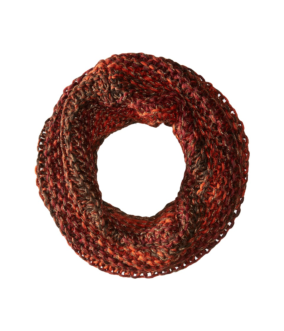Steve Madden - Time To Shine Snood (Pumpkin) Scarves