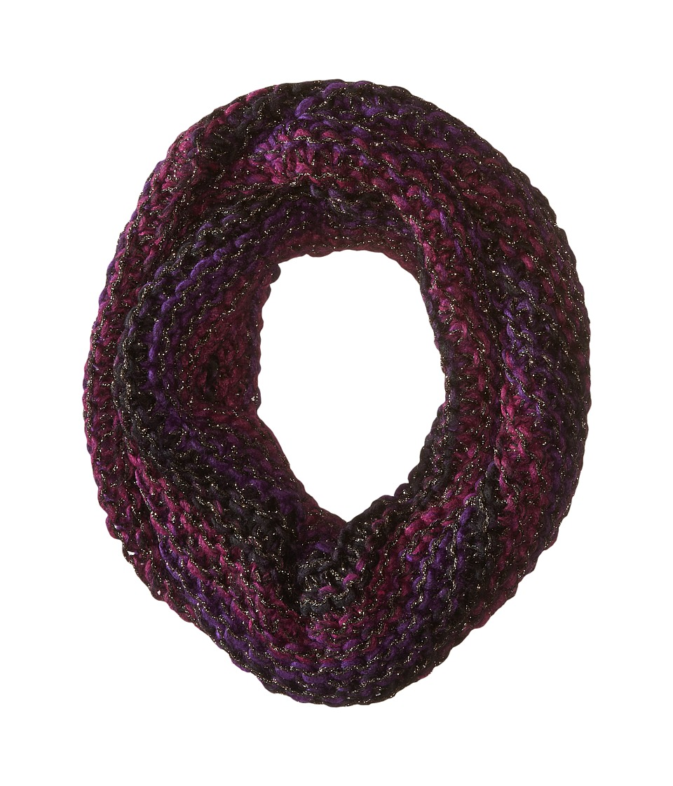 Steve Madden - Time To Shine Snood (Purple) Scarves