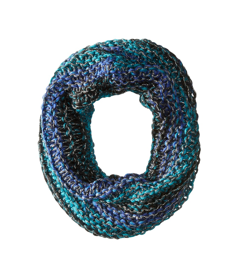 Steve Madden - Time To Shine Snood (Teal) Scarves