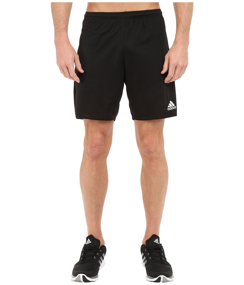 adidas - Parma 16 Shorts (Black/White) Men's Shorts