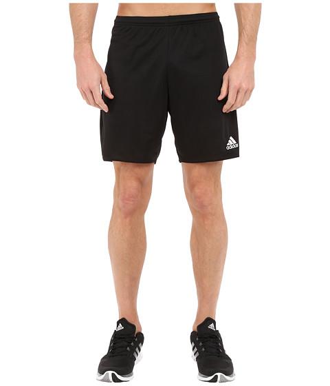 adidas - Parma 16 Shorts (Black/White) Men's Shorts