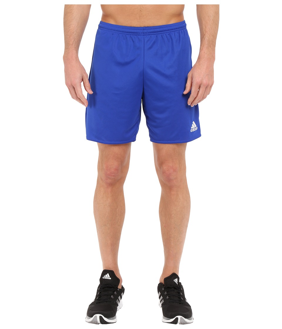 adidas - Parma 16 Shorts (Bold Blue/White) Men