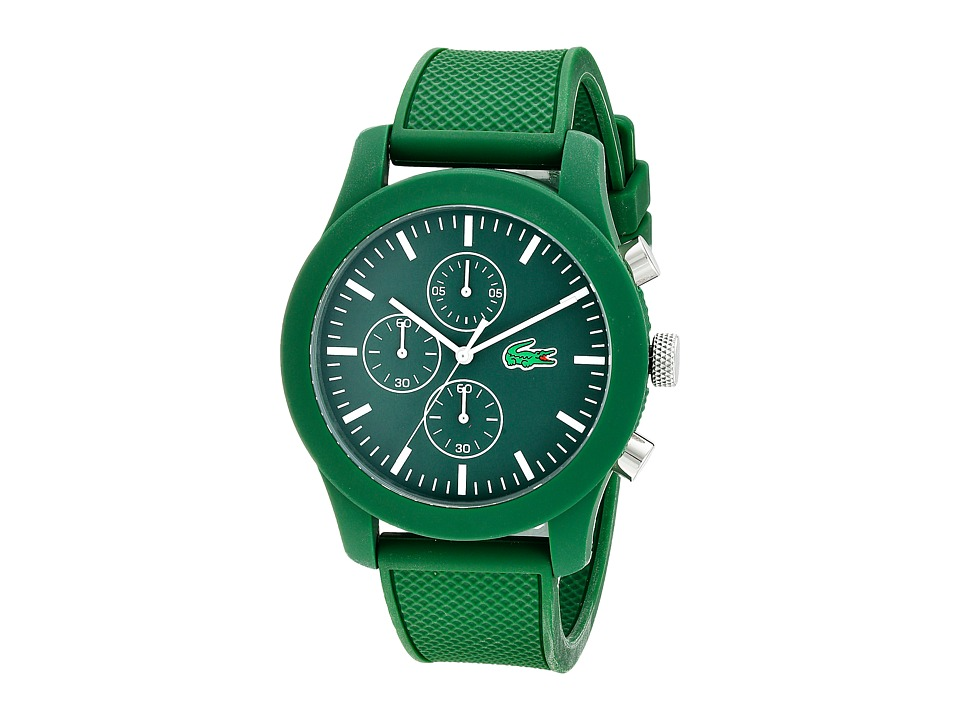 Lacoste - 2010822 - 12.12 (Green/Green) Watches