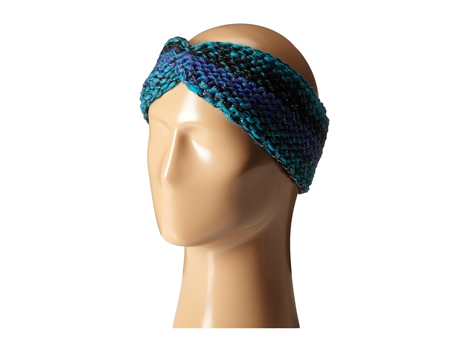 Steve Madden - Time To Shine Headband (Teal) Headband