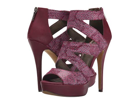 Michael Antonio - Trya (Cranberry Snake) Women's Shoes
