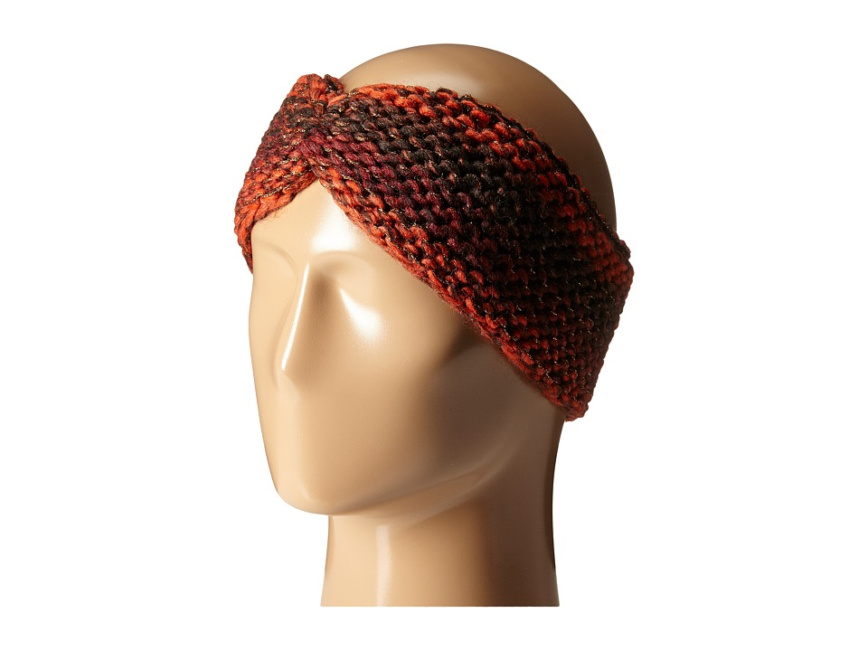 Steve Madden - Time To Shine Headband (Pumpkin) Headband